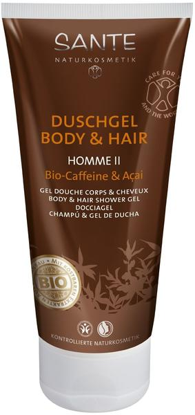 Sante Homme II Duschgel Body & Hair (200 ml)