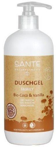 Sante Duschgel Bio-Coco & Vanilla (500 ml)