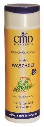 CMD Naturkosmetik Teebaumöl Waschgel (200ml)
