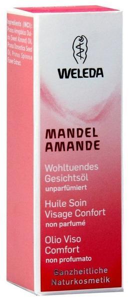 Weleda Mandel Wohltuendes Gesichtsöl (10ml)