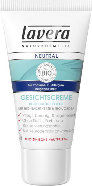 Lavera Neutral Gesichtscreme (50ml)