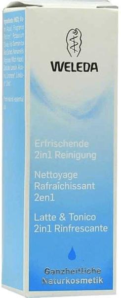 Weleda Erfrischende 2in1 Reinigung (10ml)