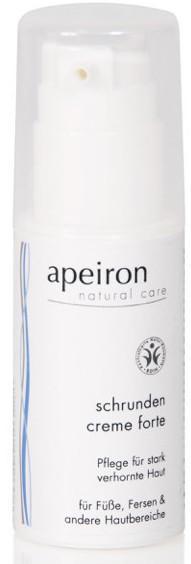 Apeiron Schrunden Creme Forte (30ml)
