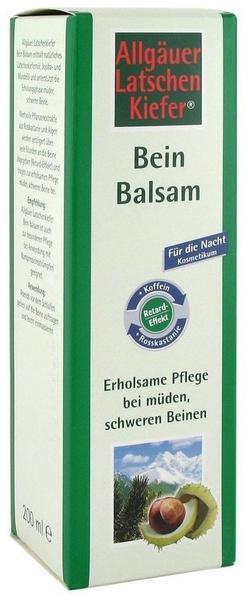 Medipharma Cosmetics Allgäuer Latschen Kiefer Fuß Balsam 200 ml