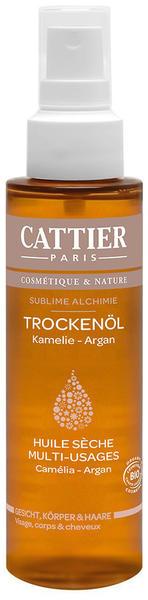 Cattier Trockenöl Körperöl (100ml)