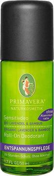 Primavera Life Frischedeo Bio Ingwer & Limette (50ml)