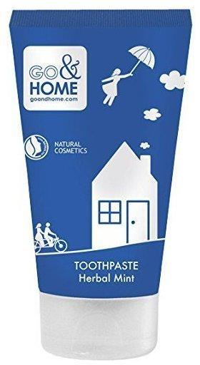 Go&Home Toothpaste Herbal Mint