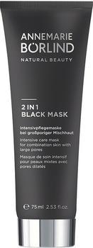 Annemarie Börlind 2 in 1 Black Mask (75ml)