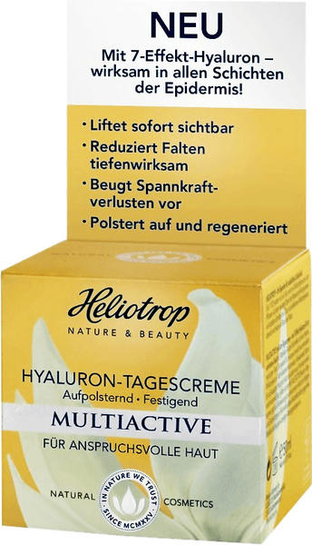 Heliotrop Multiactive Hyaluron Tagescreme (50ml)
