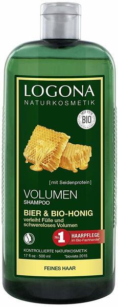 Logona Volumen-Shampoo Bier & Honig (500ml)