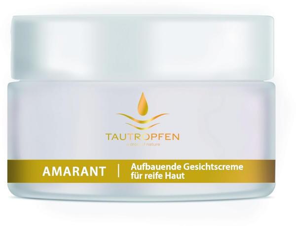 Tautropfen Amaranth Anti Age Gesichtscreme (50ml)