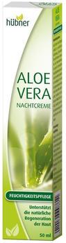 Hübner Aloe Vera Nachtcreme (50ml)