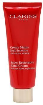 Clarins Super Restorative Hand Cream (100ml)