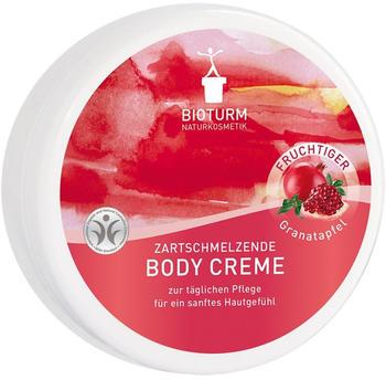BIOTURM Body Creme Granatapfel Nr. 61 250ml
