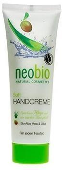Neobio Soft Handcreme (75ml)