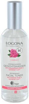 Logona Bio-Damaszener Rose & DayMoist CLR Gesichtswasser (125ml)