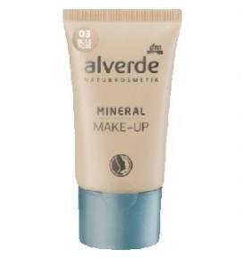 Alverde Mineral Make-Up 03 Beige Rose
