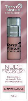 Terra Naturi Nude Perfection Foundation 03 Natural Beige