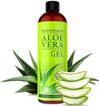 Seven Minerals Aloe Vera Gel 355 ml