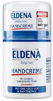 Aldi Nord Eldena Body Care Handcreme mit Sheabutter & Panthenol
