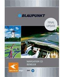 Tele Atlas Benelux 2007 - Blaupunkt TravelPilot