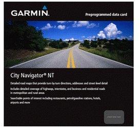 Garmin City Navigator Europa NT - Türkei (microSD/SD)