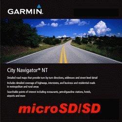 Garmin City Navigator Morocco 2011 (microSD/SD)
