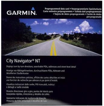 Garmin City Navigator Ägypten NT (microSD/SD)