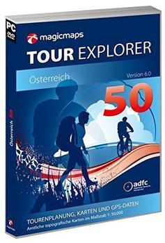 MagicMaps Tour Explorer 50 Österreich 6.0