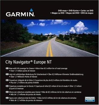 Garmin City Navigator NT - Europa Update 2012