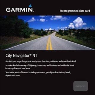 Garmin City Navigator NT Kanada