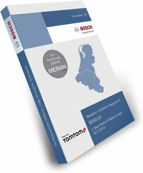 Blaupunkt Teleatlas Benelux + MRE 2013/2014