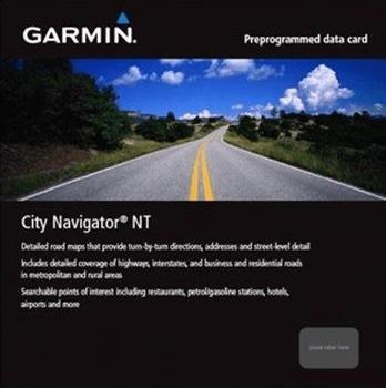 Garmin City Navigator NT Australien Neuseeland