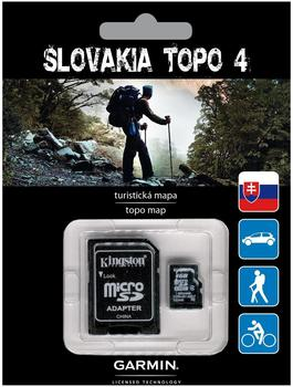 Garmin Topo Slowakei v4