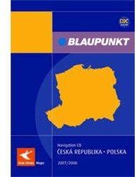 Tele Atlas Tschechien - Polen 2007/2008 Blaupunkt Travelpilot DX