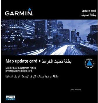 Garmin City Navigator Naher Osten und Nordafrika