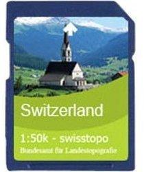 Satmap Schweiz: Bern 1:50k