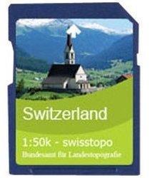 Satmap Schweiz: Wallis 1:50k