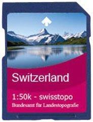 Satmap Schweiz: Tessin 1:50k