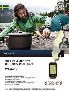 Garmin Topo Sweden Svealand v4 Pro