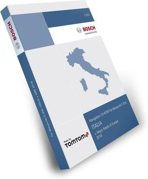 Blaupunkt Tele Atlas Italien + MRE 2018