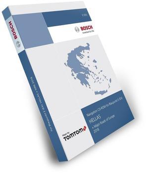 Blaupunkt Tele Atlas CD Griechenland + MRE 2018