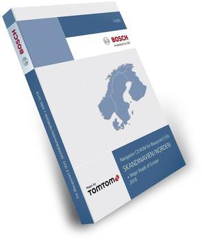 Blaupunkt Tele Atlas Skandinavien/Norden + MRE 2018