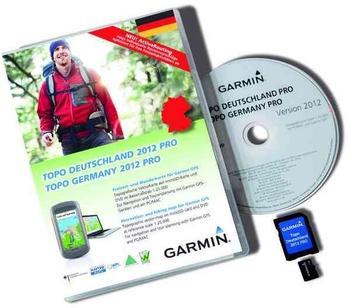 Garmin Topo Deutschland Gesamt 2012 Pro
