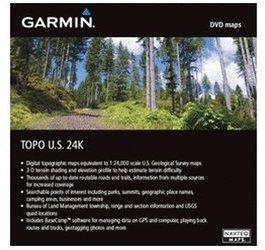 Garmin Topo USA 24K Southwest (DVD)