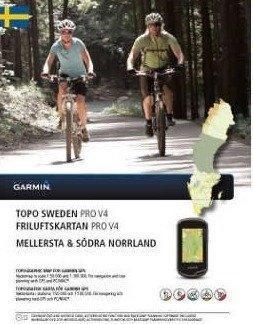 Garmin Topo Schweden Mellersta/Södra v4 Pro