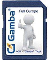 Gamba Truck Software v3.1.0 - Europa