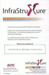 APC Infrastruxure Manager 25xNode Licence