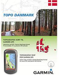 Garmin Topo Dänemark v2.0 (microSD/SD)