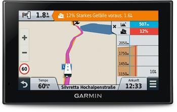 Garmin Camper 660LMT-D
